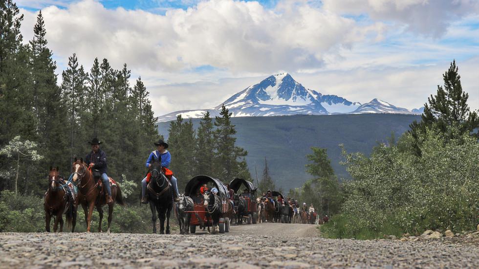 Annual Wagon Trip by Keith Koepke