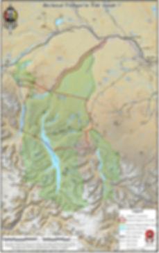 Xeni Gwet'in declared territory