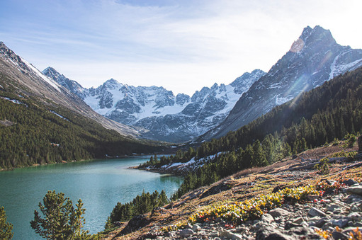 Mountain by Keith Koepke