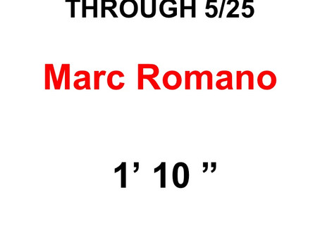 Congratulations to Marc Romano for Closest to the Pin on the 9th Hole