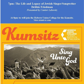 An Evening of Song and Commemoration