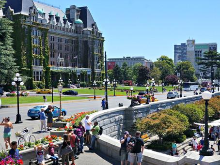 [แนะนำโรงเรียน] เขตการศึกษาวิคตอเรีย Victoria School District - The Capital City of British Columbia