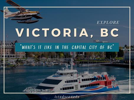 พาเที่ยวเมือง Victoria, BC ! เมืองนี้มีอะไรดี ? น่าอยู่แค่ไหน ? #เมืองน่าเรียน แคนาดา