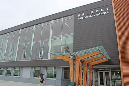 sooke school district belmont