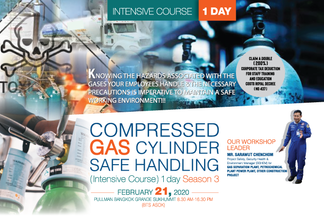 COMPRESSED GAS CYLINDER SAFE HANDLING SEASON 3