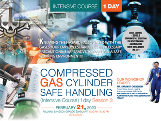 COMPRESSED GAS CYLINDER SAFE HANDLING SEASON 3