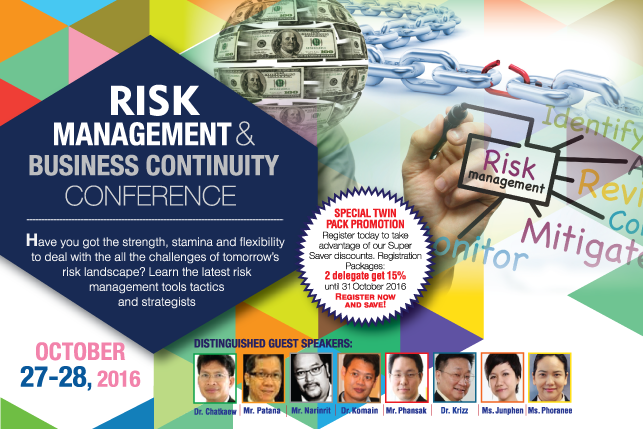 Risk Management & Business Continuity Conference
