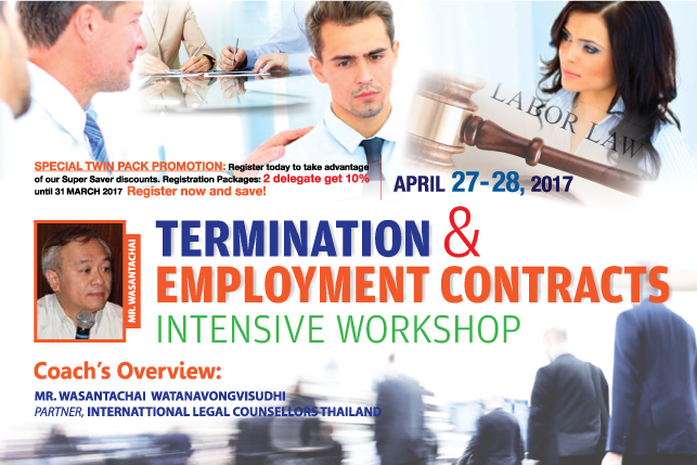 Termination & Employment Contracts