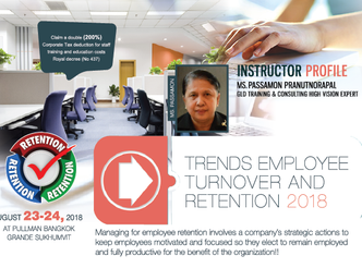 TRENDS EMPLOYEE TURNOVER AND RETENTION 2018