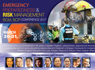 EMERGENCY PREPAREDNESS & RISK MANAGEMENT CONFERENCE 2017