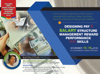DESIGNING PAY AND SALARY STRUCTURE MANAGEMENT REWARD PERFORMANCE AND SKILLS