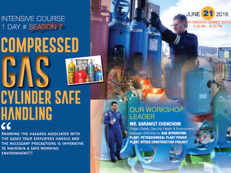 COMPRESSED GAS CYLINDER SAFE HANDLING - SEASON II