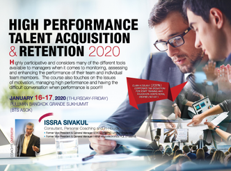 HIGH PERFORMANCE TALENT ACQUISITION & RETENTION 2020