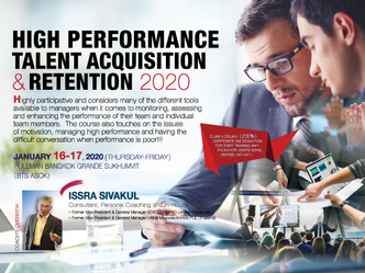 HIGH PERFORMANCE TALENT ACQUISITION & RETENTION 2020