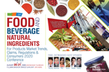 FOOD AND BEVERAGE NATURAL INGREDIENTS for Products Market Trends, Claims, Regulations & Consumer