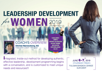 LEADERSHIP DEVELOPMENT FOR WOMEN 2019