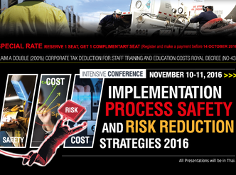 IMPLEMENTATION PROCESS SAFETY AND RISK REDUCTION STRATEGIES 2016