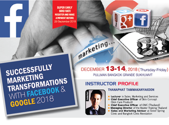 SUCCESSFULLY MARKETING TRANSFORMATIONS WITH FACEBOOK AND GOOGLE 2018