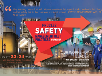 PROCESS SAFETY MANAGEMENT BEST PRACTICES WORKSHOP
