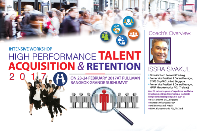High Performance Talent Acquisition & Retention