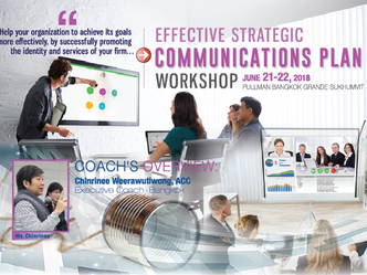 EFFECTIVE STRATEGIC COMMUNICATIONS PLAN WORKSHOP