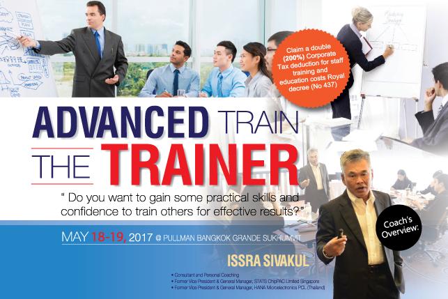Advanced Train The Trainer