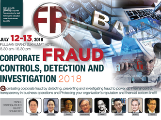 CORPORATE FRAUD CONTROLS, DETECTION AND INVESTIGATION 2018
