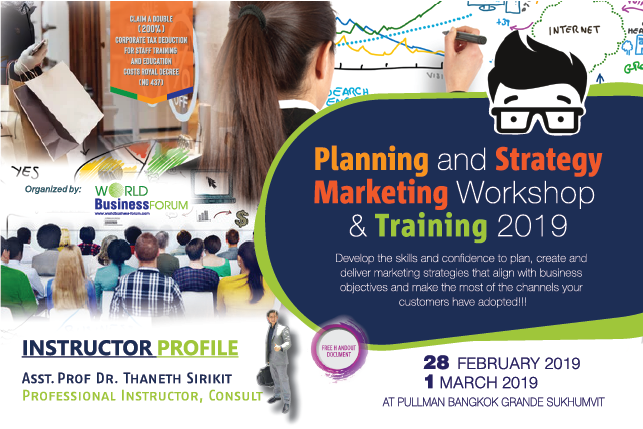 Planning and Strategy Marketing 2019