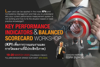 KEY PERFORMANCE INDICATORS & BALANCED SCORECARD WORKSHOP
