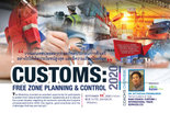 CUSTOMS: Free Zone Planning & Control 2020