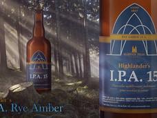 Highlander's I.P.A Rye Amber 15