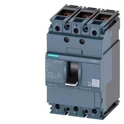 Circuit breaker 3VA1 IEC Frame 100  Siemens