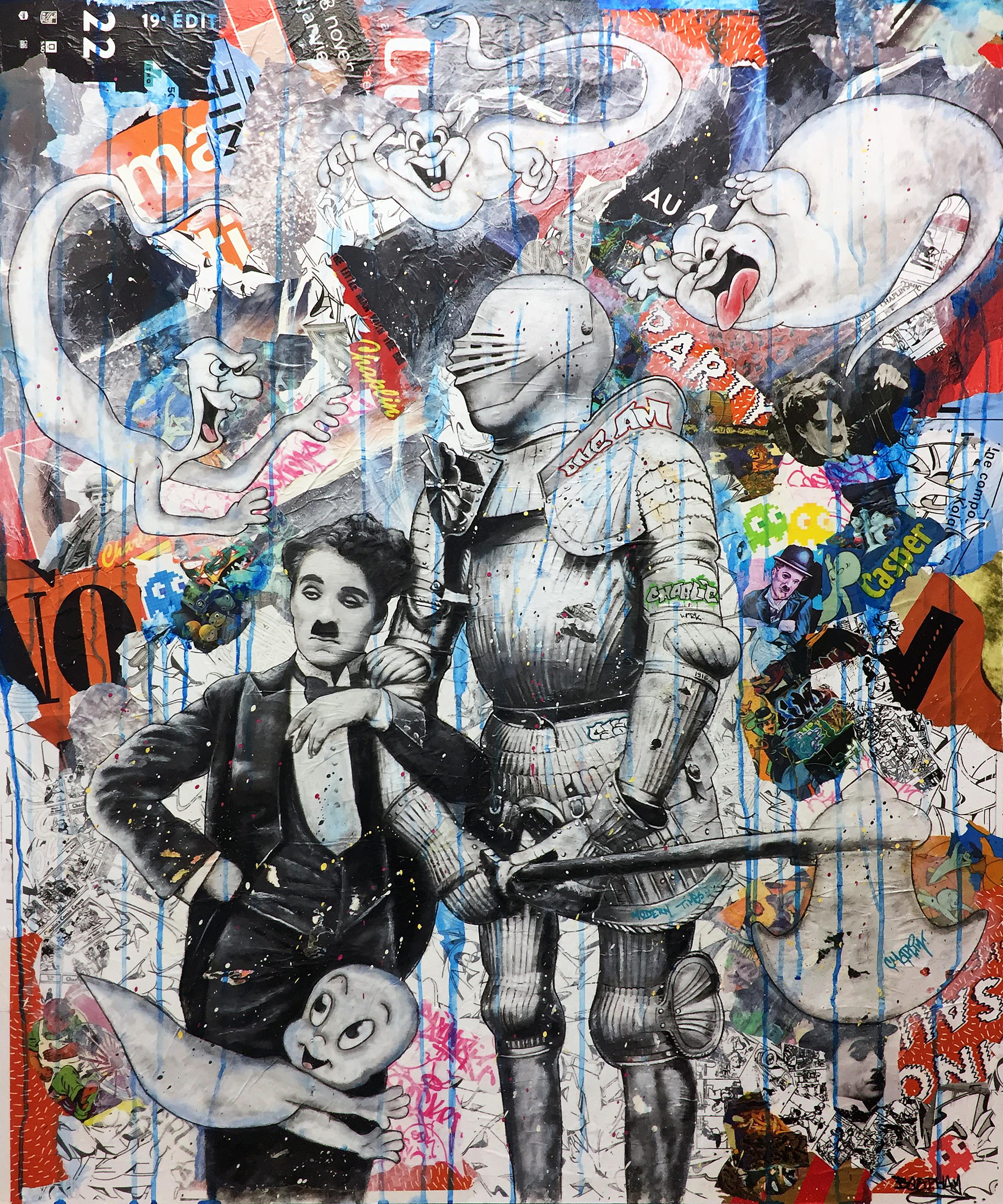 Chaplin in Sweet Dreams