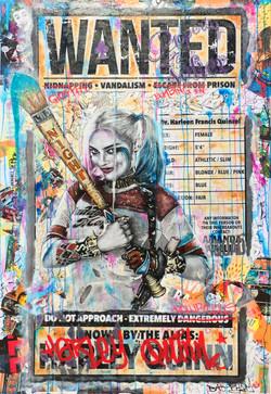 Gotham-Graff City Most Wanted