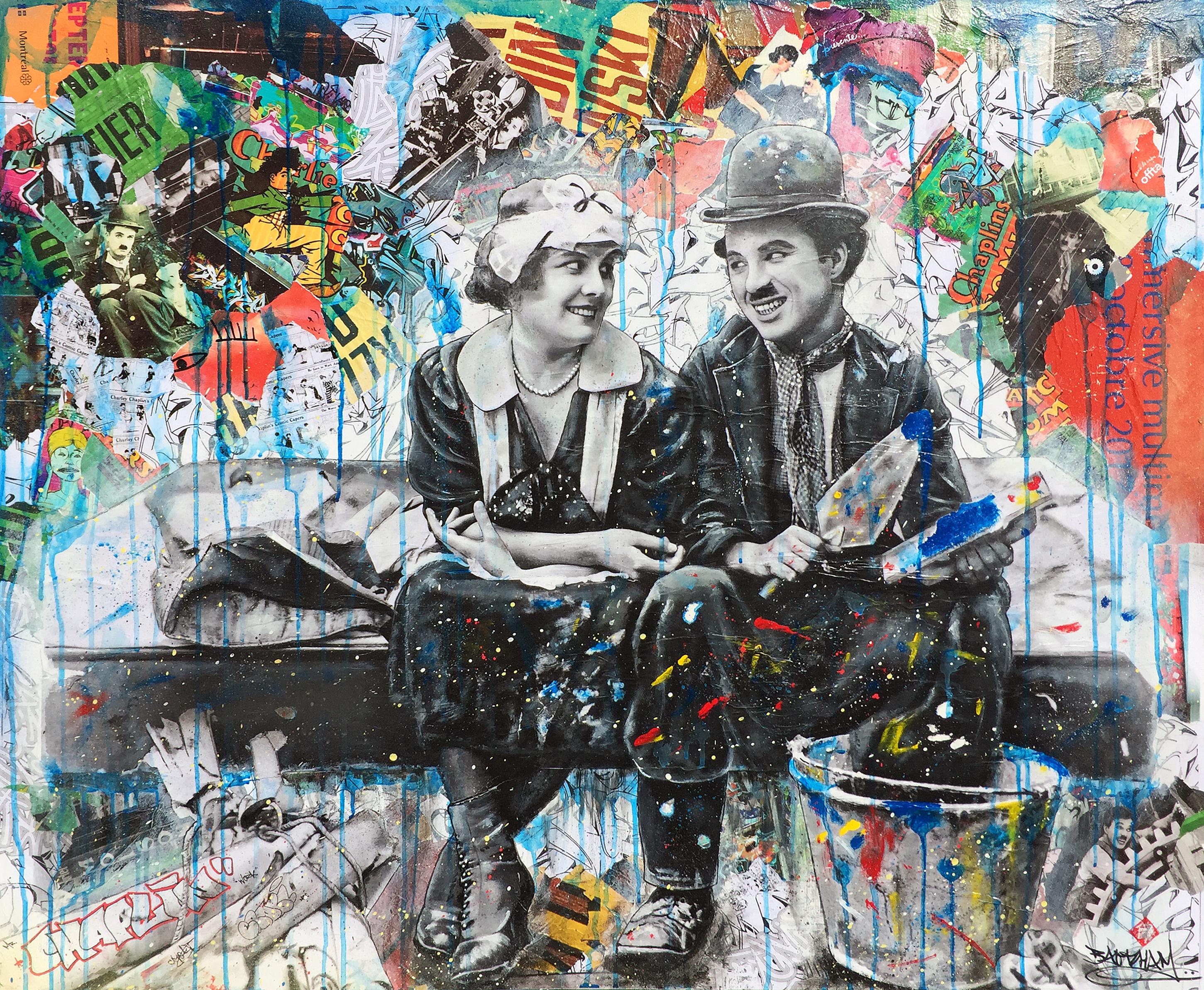 Chaplin-It's a love affair
