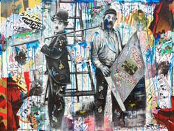 Chaplin-The artist