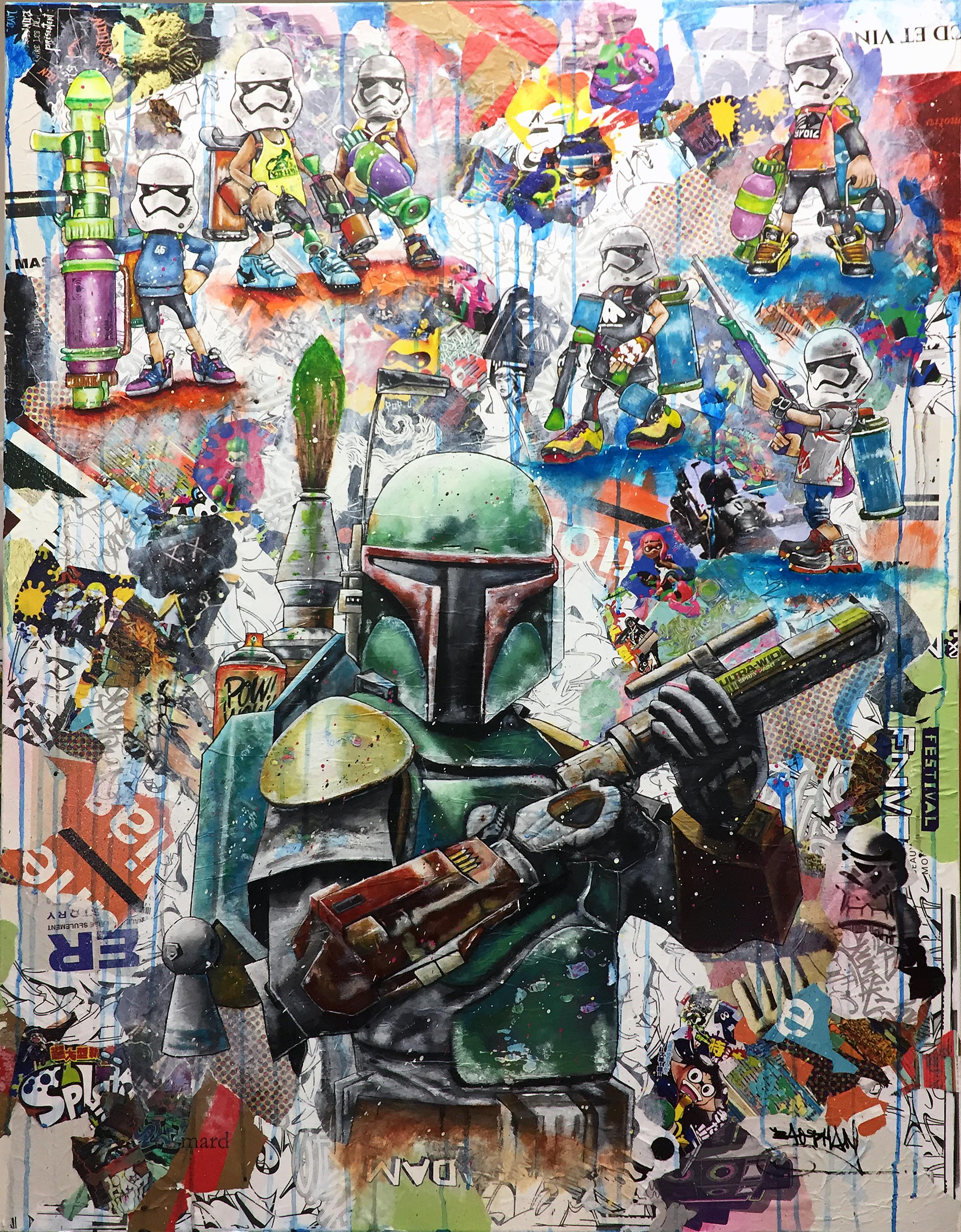 Splatoon-The Style Wars Edition