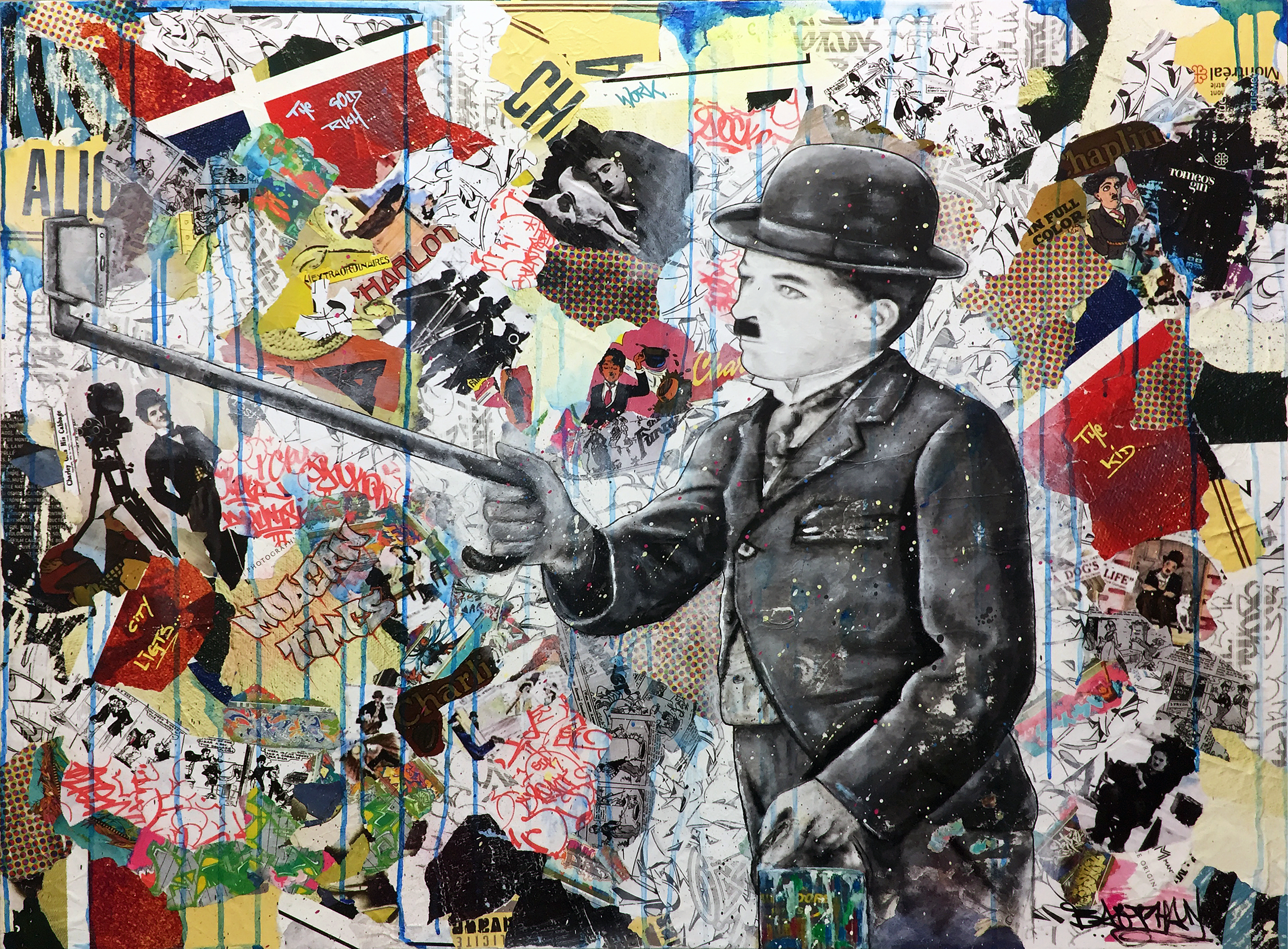 Chaplin-Modern Times Revisited