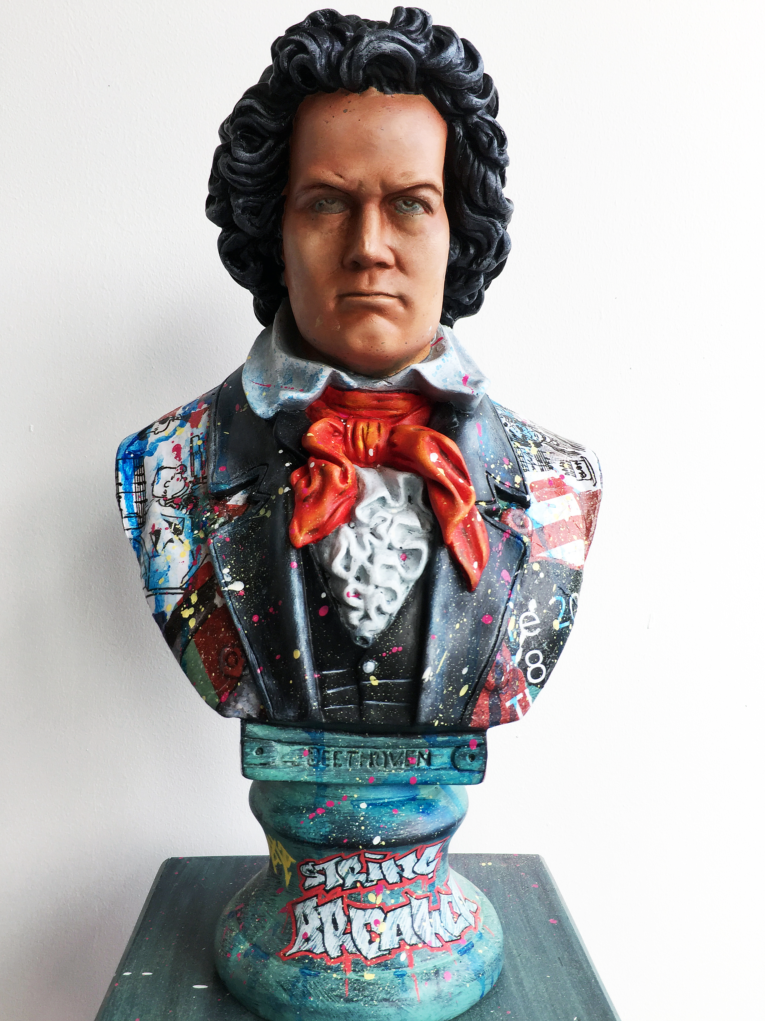Beethoven-bust