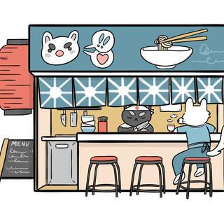 Sushi and Sushi's Noodle Bar