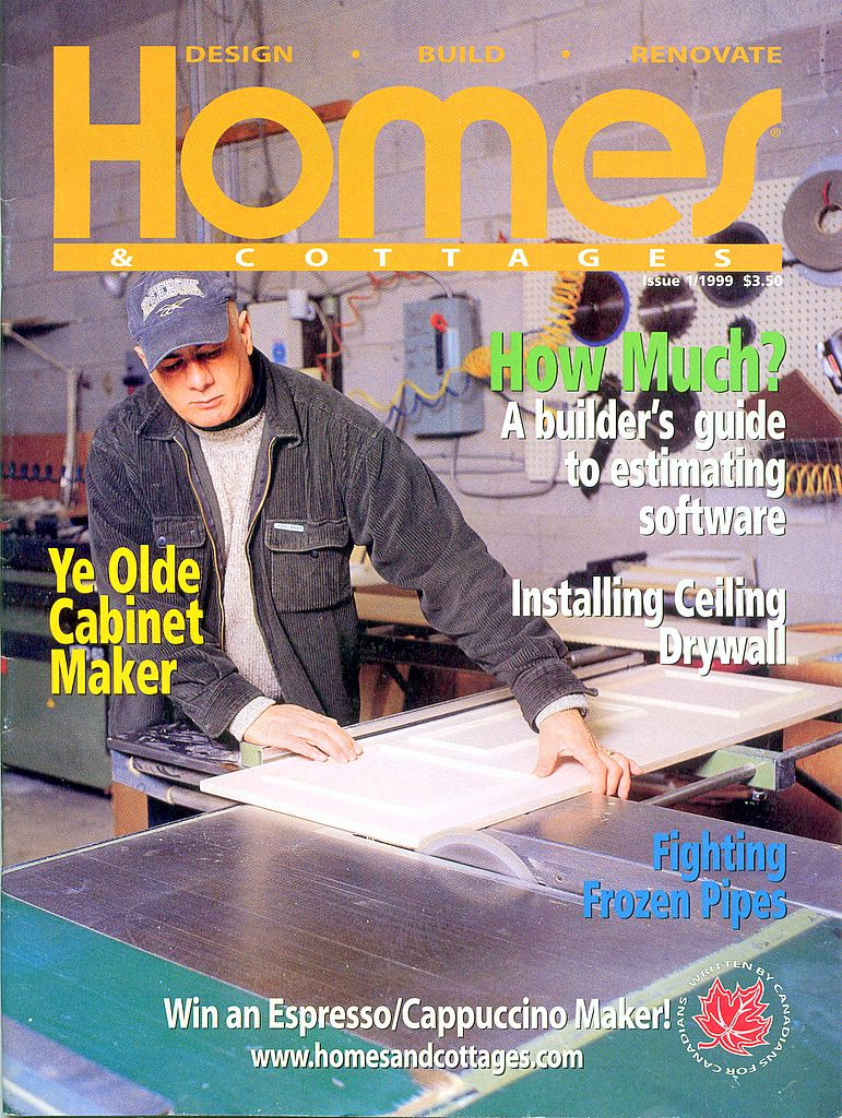 Homes & Cottages Magazine