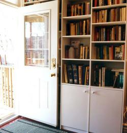 Library Shelf System
