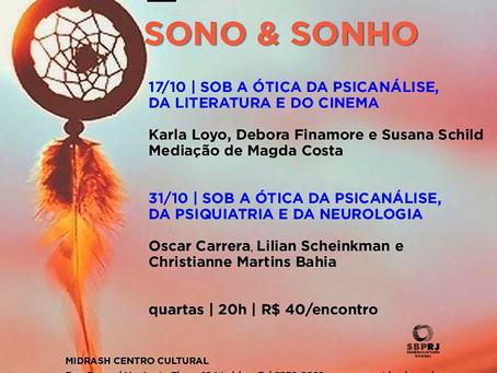Ciclo SONO & SONHO