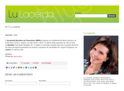 iG - Lu Lacerda