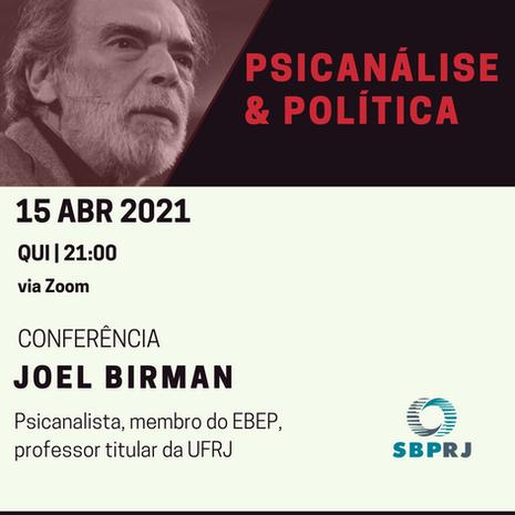 Psicanálise & Política