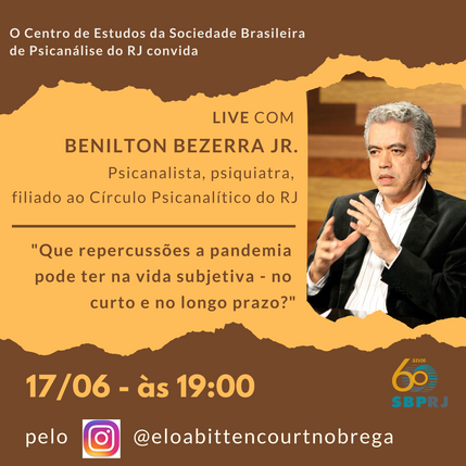 LIVE COM BENILTON BEZERRA JR.