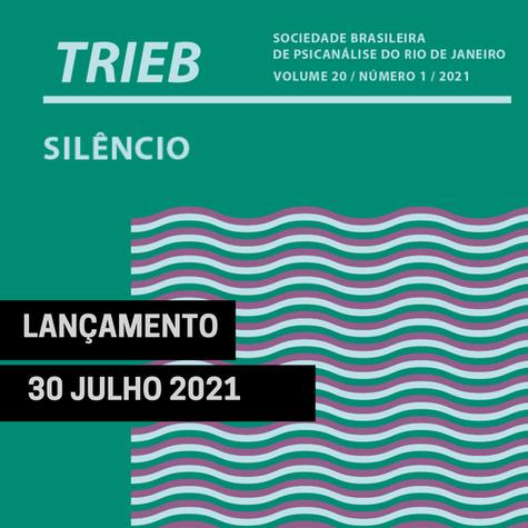 Lançamento Revista TRIEB Silêncio