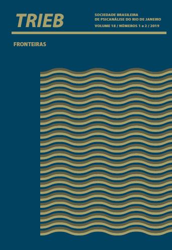 Lançamento Revista TRIEB          Fronteiras_Digital 2019