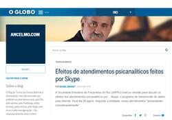 O Globo - Ancelmo