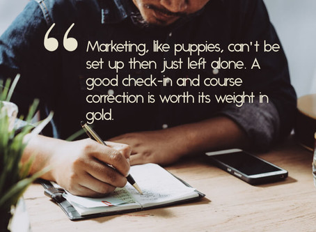 Four quarterly marketing checks every small business should make